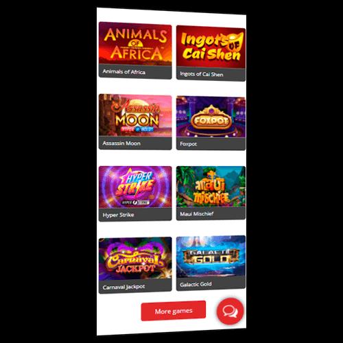 Royal Vegas casino app for mobile