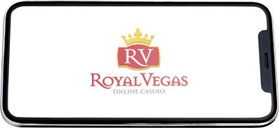 Users experience of using Royal Vegas casino app