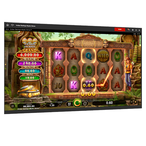 Roya Vegas casino gaming process