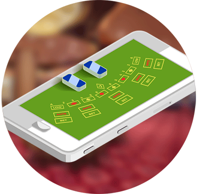 Live casino for mobile players