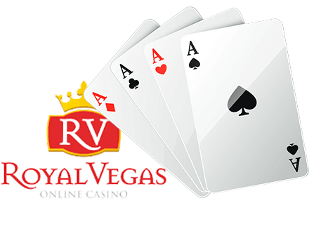 Royal Vegas online poker games