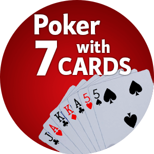 Poker with seven cards