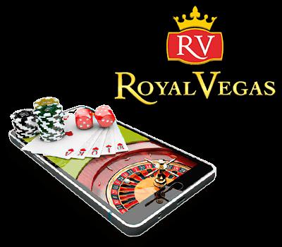 Royal Vegas Progressive Games
