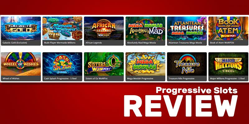 Progressive Slots Review
