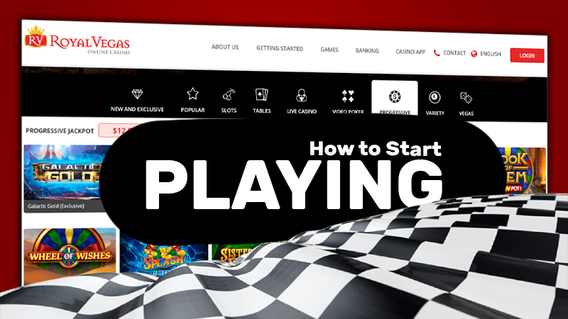 How to Start Playing