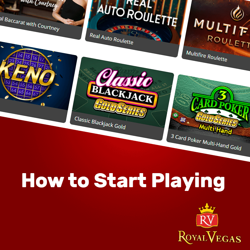 How to Start Playing Online Table Games