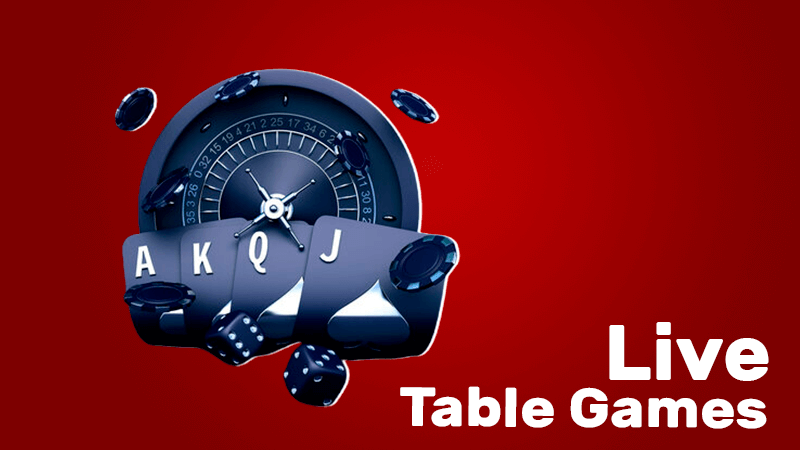 Live Table Games