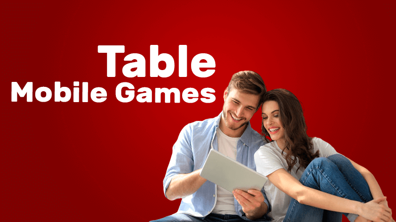 Mobile Table Games