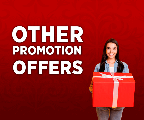 Other promotion offers