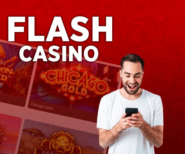 Try flash casino